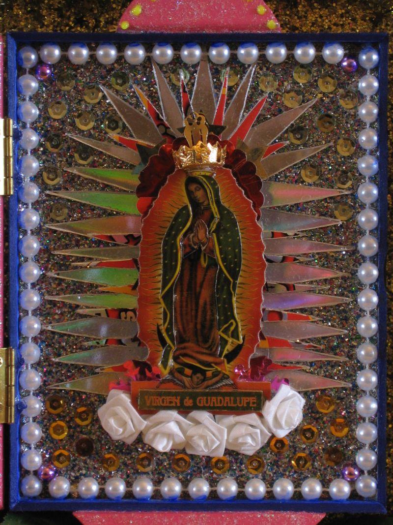 Ruben Maqueda-open close up El Corazon