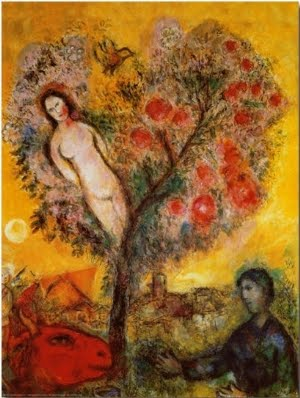 Tree by chagall