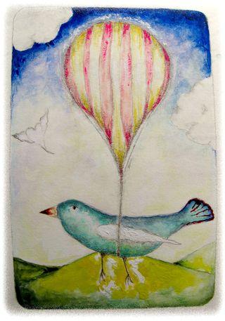 Balloon bird3