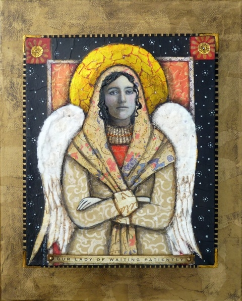 Our Lady of Waiting Patiently.1