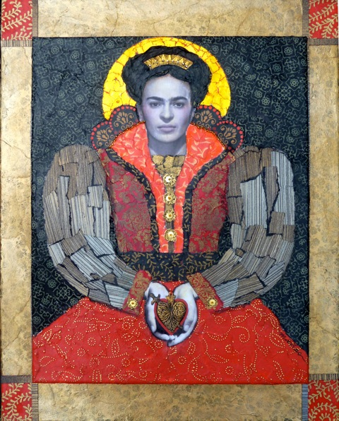 Our lady of a giving heart