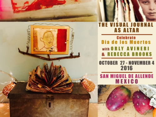 The Visual Journal As Altar